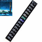 Patch Induction Sticker Home Serving Aquarium Tools Fish Tank Thermometer