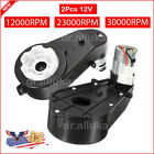 12V Power Wheels Gearbox and Motor for Jeep Ride On Toys 1 Pair For Car Toys