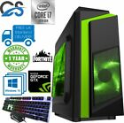 Fast Intel Core I7 10700 Gaming Computer Pc 16gb 2tb + 480gb Ssd 6gb Gtx 1660