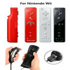 For Nintendo Wii 2in 1 Wiimote Built in Inside Remote Controller NEW