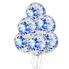 20Pack 12inch Latex Confetti Ballons Happy Birthday Party Ballons Wedding Decor