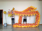 10m for 8 student size 5 Chinese DRAGON DANCE dragon Parade Costume stage prop