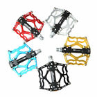 ROCKBROS Mountain Bike Pedals Cycling Flat Sealed Bearing Bicycle Pedals 9/16