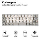 Vortexgear Mitomk series mechanical keyboard PBT material wired Cherry MX