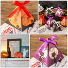 20pcs Portable Candy Box Cute Halloween Gift Container Cookie Candy Storage Box