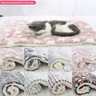 Puppy Plush Blanket Mat Dog Cat Sleeping Bed Soft Warm Blankets Pet Supplies HOT