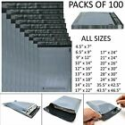 Strong Grey Postal Mailing Bags Self Seal Poly Postage Post Durable Mail Packing