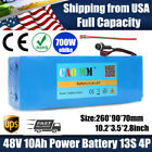 48V 8Ah 10Ah 14Ah 20Ah li-ion Battery  fit 700W ebike Scooter Electric  Bicycle <br/> New🔥For 48V less than 700W Motor🔥20A BMS🔥US Seller🚀