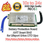 10S to 24S Smart ANT BMS Bluetooth Lifepo4 Li-ion LTO Battery Protection Board
