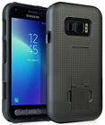 Slim Hard Shell Case Cover with Kickstand for Samsung Galaxy XCover FieldPro