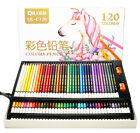 150 Colors Sketch Pencils Set Oil Based Drawing Charcoal Pencil Top Artist Kit