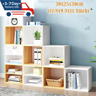 2/3 PCS Cube Storage Organizer Bookcase Shelf Cabinet Closet Shelves Home Moder