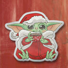 Baby Yoda Christmas Pillow Case Cover The Insert Not Included Funny Xmas Gift