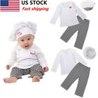 Toddler Boy Girl Cooking Fancy Costume Outfit Chef Shirt Pants Hat Party Cosplay