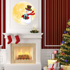 Home Wall Sticker Decals Ceiling Christmas Decor Luminous Glow Living Room Hotel