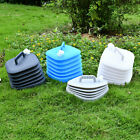 Collapsible Fishing Bucket Water Camping Container Silicone Foldable Outdoor Cha