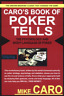Caro Mike-Caros Bk Of Poker Tells Origin BOOK NEW