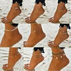 Women Ankle Bracelet  Leg Chain Beach Foot Jewellery Leg Fashion Gift Jewelry