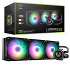 Vetroo V360 Computer PC 120mm CPU Water Cooler RGB All-in-one Cooling Fans Kits