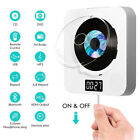 Wall mounted CD / DVD player home HD player remote control / Bluetooth player