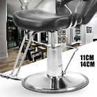 """Barber Hairdressing Chair Replacement Hydraulic Pump Pattern 4Screw + 23"""" Base"""
