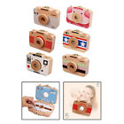 Baby Teeth Save Box Organizer Teeth  Hair Keepsake Collection Camera Style