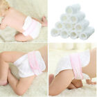 10 Pieces Absorbent Reusable Modern Cloth Diaper Nappy Liner 3