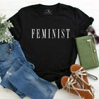Feminist T Shirt Feminism Tee Funny Womens Rights Equality Fashion Girl Power