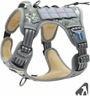 Auroth Dog Harness - Tactical & Training Reflect Harness - Gray