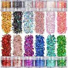 Warmfits Holographic Chunky Glitter 12 Colors Total 120g Face Body Eye Hair Nail