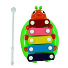 Xylophone with Wood Mallets Kids Baby Learning Percussion Funny Musical Toys