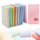 Handmade Solid Color Photo Album DIY Stickers Frame Decoration Scrapbooking