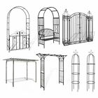 Garden Arch Door Outdoor Plant Climb Archway Gate Flower Climbing Party Deco