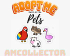 Adopt Me Pets / Neon / Mega / Toys / Strollers / Vehicles (read desc)
