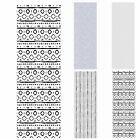 Removable Wallpaper Roll Art Wall Sticker Self-adhesive Bedroom Decal Home Decor