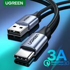UGREEN USB Type C Cable for Xiaomi Samsung S21 S20 USB C...