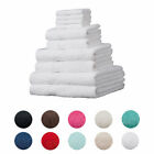Linens Limited Luxor 100% Egyptian Cotton 600gsm 10 Piece Towel Bale