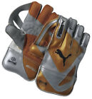 *NEW* PUMA ATOMIC 4000 CRICKET WICKET KEEPING GLOVES, Mens, Youths