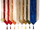 Satin Table Runner Paillette Sequins Embroidery Pattern YBS1034