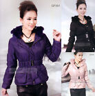 New Womens Jackets Winter Coat Outwear #GF091