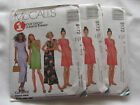 McCall Sew Pattern 9172 Misses' Dress size variation