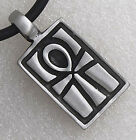 Ankh Egyptian Cross of life Pagan Magic Pewter Pendant