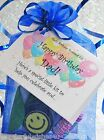 DAD BIRTHDAY Survival Kit Gift Card, Fun Novelty Keepsake/ Present for Him