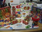 JELLY BELLY CHRISTMAS XMAS GIFTS ALL BOXES GAMES MACHINES CANDY CANES BAGS MIXES