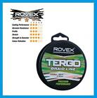 Rovex Tergo Braid Fishing Line - 15lb to 50lb / 6.8 to 22.7kg