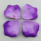 Purple Artificial Rose Petals Wedding Favour Celebrations Party Confetti P7