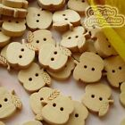 Fruit 15mm Wood Buttons Sewing Scrapbooking Craft NCB014