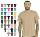 Canvas - Men's S M L XL 2XL Short Sleeve Howard Triblend Tee Fitted T-Shirt 3413