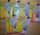 New Nuby Pacifinder, Baby Shower, Diaper Cake, Pacifier Holder, BPA Free