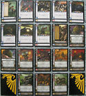 Dark Millennium Warhammer 40K CCG Fires of Pyrus Uncommon Cards Part 2/2 (WH40k)